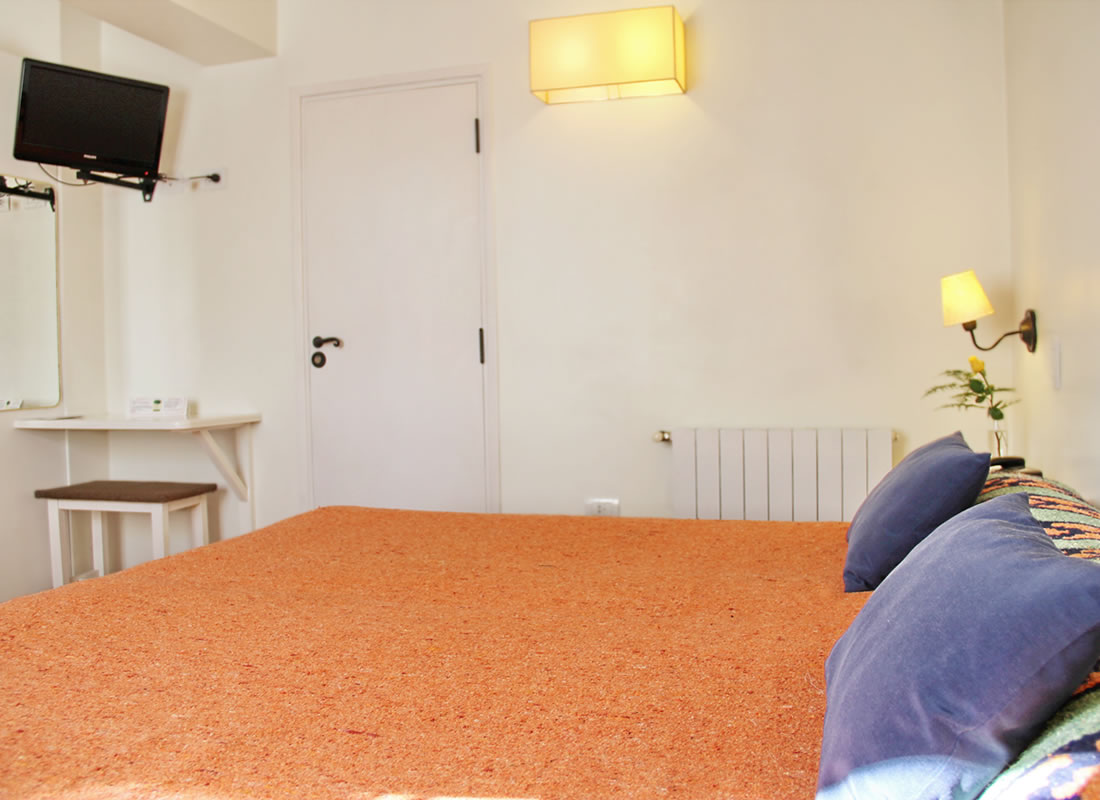 Hotel Altos de Balcarce - Nuestras habitaciones