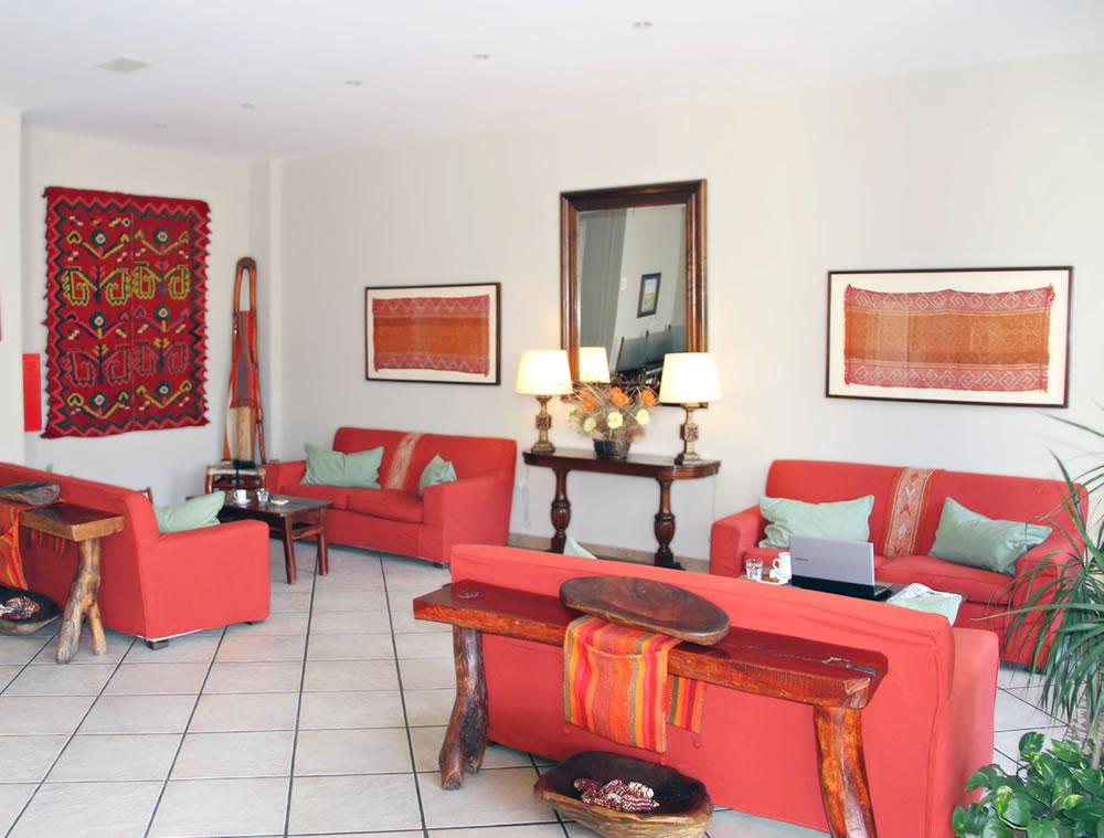 Hotel Altos de Balcarce - Lobby