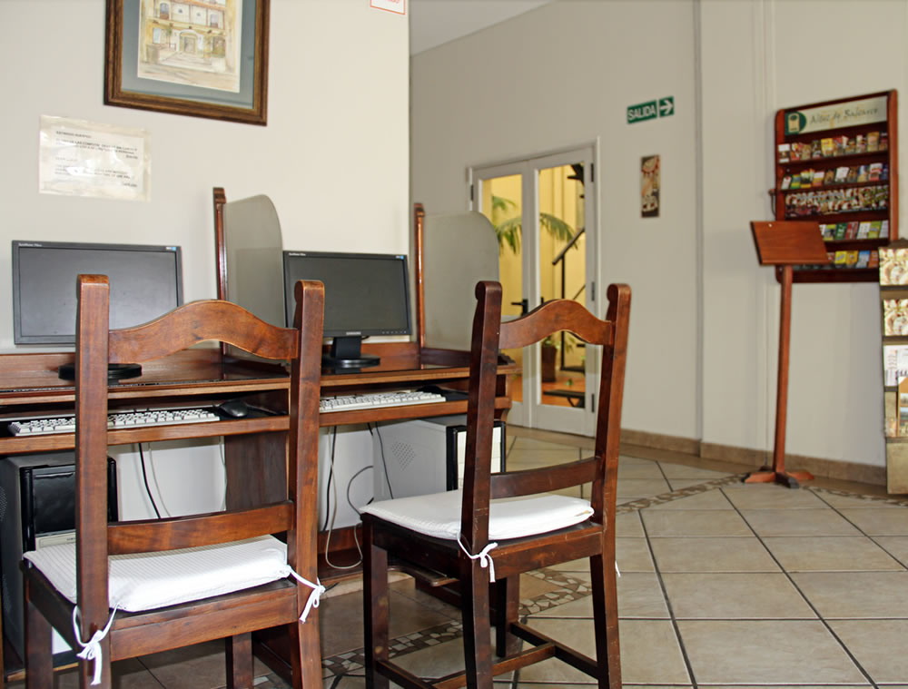 Hotel Altos de Balcarce - Internet gratuito