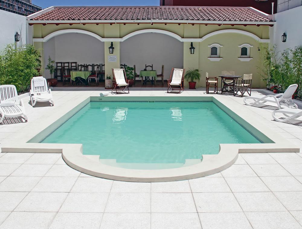 Hotel Altos de Balcarce - Piscina al aire libre