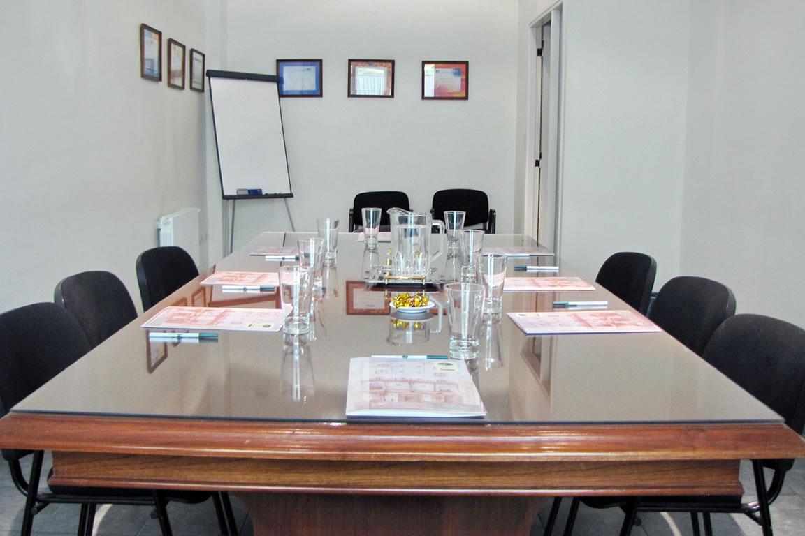 Sala ejecutiva