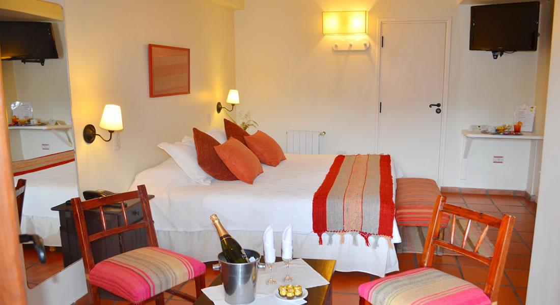 Hotel Altos de Balcarce - Habitación Suite