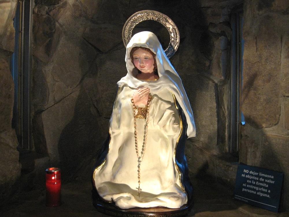 La Virgen del Cerro de Salta