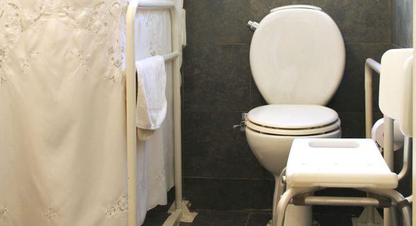 Hotel Altos de Balcarce - Habitación para personas con movilidad reducida