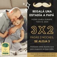 Hotel Altos de Balcarce • Hotel Altos de Balcarce • Promoción Día del Padre